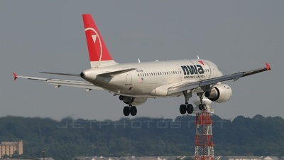 N370NB - Airbus A319-114 - Northwest Airlines