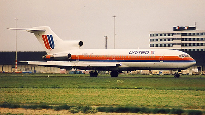 N7638U - Boeing 727-222 - United Airlines