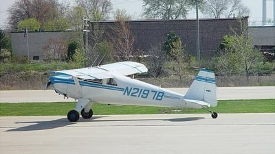 N2197B - Luscombe 8A - Private