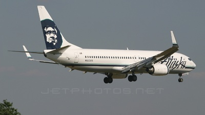N553AS - Boeing 737-890 - Alaska Airlines