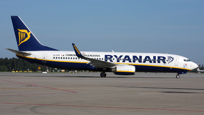 EI-DPF - Boeing 737-8AS - Ryanair