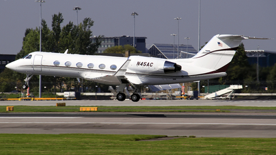 N45AC - Gulfstream G-IV - Air Platinum Club