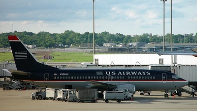 N336US - Boeing 737-301 - US Airways