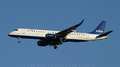 N249JB - Embraer 190-100IGW - jetBlue Airways