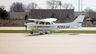 N26630 - Cessna 172R Skyhawk II - Private