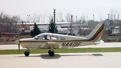 N4419F - Piper PA-28-181 Cherokee Archer II - Private