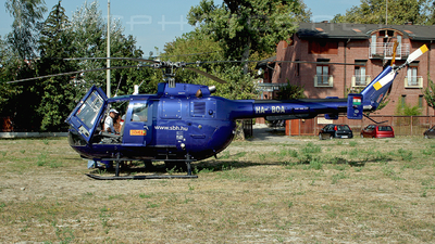 HA-BOA - MBB Bo105CB - Sky Business Hungary