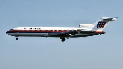 N7622U - Boeing 727-222 - United Airlines
