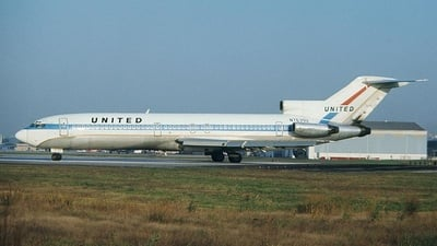 N7635U - Boeing 727-222 - United Airlines