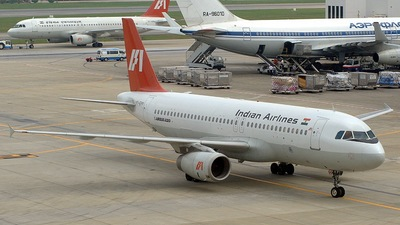 VT-EPP - Airbus A320-231 - Indian Airlines