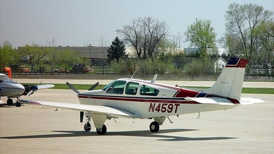 N459T - Beechcraft 35-B33 Debonair - Private