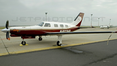 N403HP - Piper PA-46-350P Malibu Mirage - Private
