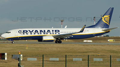 EI-DPY - Boeing 737-8AS - Ryanair