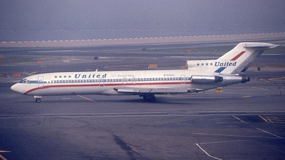 N7626U - Boeing 727-222 - United Airlines