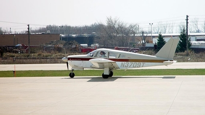 N3709T - Piper PA-28R-180 Cherokee Arrow - Private