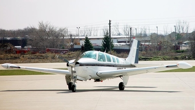 N6924B - Beechcraft A36 Bonanza - Private