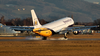 G-OJMR - Airbus A300B4-605R - Monarch Airlines