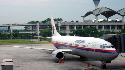 9M-MMK - Boeing 737-4H6 - Malaysia Airlines