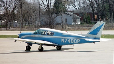 N7480P - Piper PA-24-250 Comanche - Private