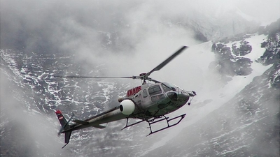 OE-XKP - Eurocopter AS 350B3 Ecureuil - Knaus Helicopter