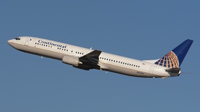 N35407 - Boeing 737-924 - Continental Airlines