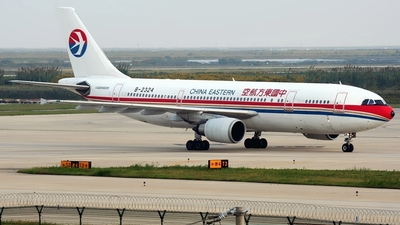 B-2324 - Airbus A300B4-605R - China Eastern Airlines