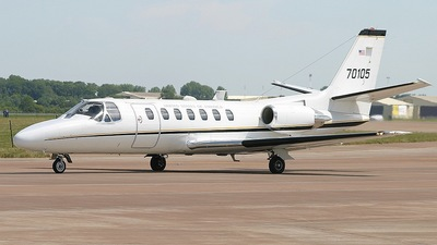 97-00105 - Cessna UC-35A1 Citation Ultra - United States - US Army