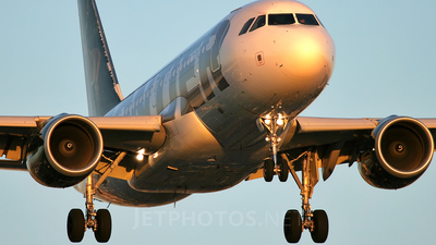 N918FR - Airbus A319-111 - Frontier Airlines