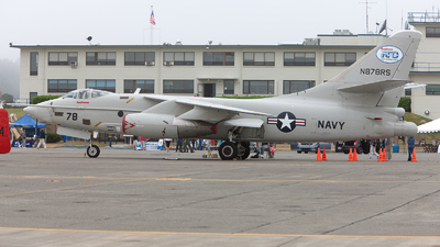 N878RS - Douglas RA3B Skywarrior - United States - Government