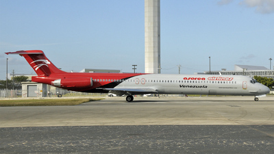 N237AA - McDonnell Douglas MD-82 - Aserca Airlines