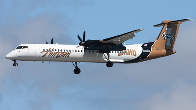 N400QX - Bombardier Dash 8-Q402 - Horizon Air