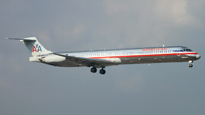 N7540A - McDonnell Douglas MD-82 - American Airlines