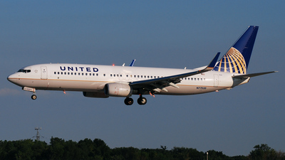 N77520 - Boeing 737-824 - United Airlines (Continental Airlines)