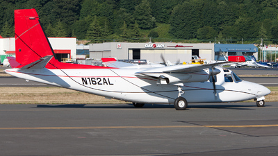 N162AL - Rockwell 690A Turbo Commander - Airlift Northwest