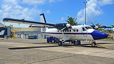 C-FBBW - De Havilland Canada DHC-6-300 Twin Otter - Winair - Windward Islands Airways