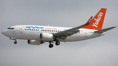C-GANH - Boeing 737-505 - Air North