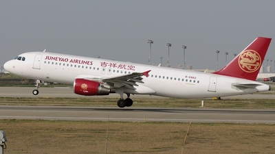 B-6860 - Airbus A320-214 - Juneyao Airlines