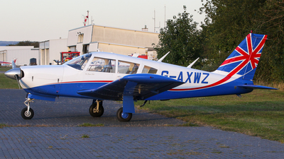 G-AXWZ - Piper PA-28R-200 Cherokee Arrow - Private