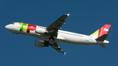CS-TNX - Airbus A320-214 - TAP Air Portugal
