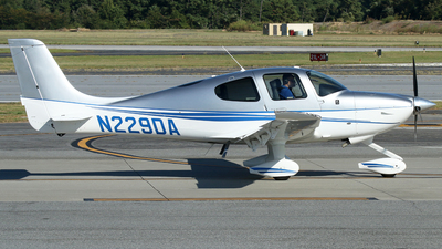 N229DA - Cirrus SR20 - Private