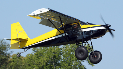N377WB - Just AirCraft SuperSTOL - Private