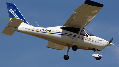 VH-OFK - Tecnam P2008 - Soar Aviation