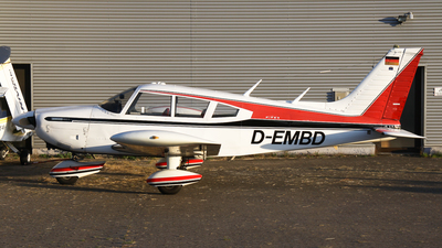 D-EMBD - Piper PA-28-180 Cherokee G - Private