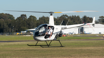 VH-SUA - Robinson R22 Beta II - Bankstown Helicopters