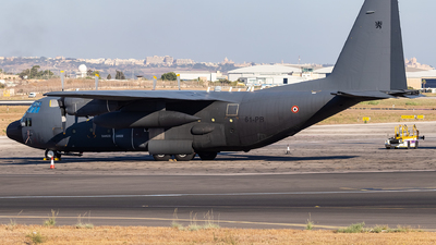 5116 - Lockheed C-130H Hercules - France - Air Force