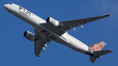 F-WZFW - Airbus A350-941 - Fiji Airways