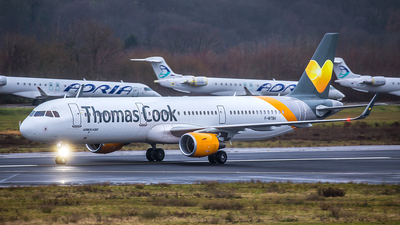 F-WTBH - Airbus A321-211 - Thomas Cook Airlines