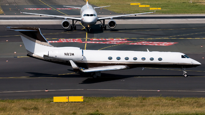 N83M - Gulfstream G-V - Private