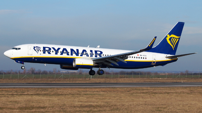 9H-QCX - Boeing 737-8AS - Malta Air (Ryanair)