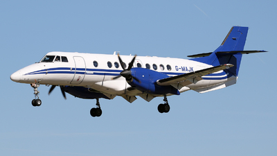 G-MAJK - British Aerospace Jetstream 41 - Eastern Airways